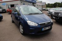 2007 FORD C-MAX 1.8 STYLE 5d 124 BHP £2495.00