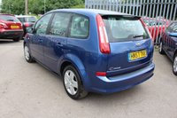 USED 2007 57 FORD C-MAX 1.8 STYLE 5d 124 BHP