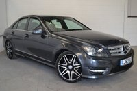 2013 MERCEDES-BENZ C CLASS 2.1 C250 CDI BLUEEFFICIENCY AMG SPORT PLUS 4d AUTO 202 BHP £13800.00