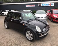 2003 MINI HATCH COOPER 1.6 COOPER 3d 114 BHP £2990.00