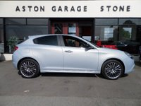 USED 2016 16 ALFA ROMEO GIULIETTA 1.4 TB MULTIAIR COLLEZIONE 5d 170 BHP **LEATHER * NAV** ** FULL SERVICE HISTORY **