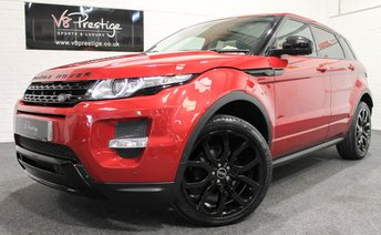 2014 LAND ROVER RANGE ROVER EVOQUE 2.2 SD4 DYNAMIC LUX 5d AUTO 190 BHP £SOLD