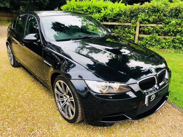 2012 61 BMW M3 4.0 M3 4d AUTO 415 BHP (Huge Spec)