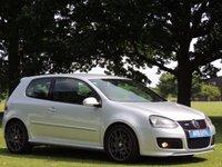 2007 VOLKSWAGEN GOLF 2.0 GTI EDITION 30 T 3d AUTO 227 BHP £7999.00
