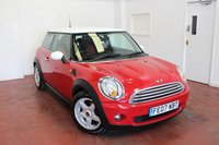 2007 MINI HATCH COOPER 1.6 COOPER 3d 118 BHP £3295.00