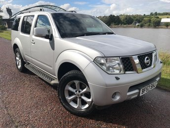 View our NISSAN PATHFINDER