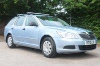 2010 SKODA OCTAVIA 1.6 S TDI CR 5d 104 BHP £3250.00