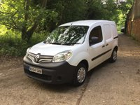 USED 2014 64 RENAULT KANGOO 1.5 ML19 DCI RECENT MAIN DEALER SERVICE & MOT EXCELLENT CONDITION, 1 OWNER FROM NEW, RECENT MAIN DEALER SERVICE, NEW MOT