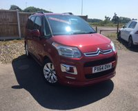 USED 2014 64 CITROEN C3 PICASSO 1.6 PICASSO EXCLUSIVE HDI 5d 115 BHP