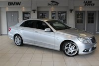 USED 2010 10 MERCEDES-BENZ E CLASS 3.0 E350 CDI BLUEEFFICIENCY SPORT 4d 231 BHP HALF BLACK LEATHER SEATS + BLUETOOTH + 18 INCH ALLOYS + HEATED FRONT SEATS + CRUISE CONTROL + PARKING SENSORS + AIR CONDITIONING