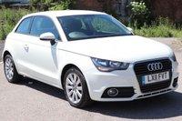 2011 AUDI A1 1.4 TFSI SPORT 3d AUTO 122 BHP £9995.00