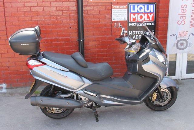 2012 12 SYM MAXSYM 400i