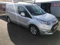 2015 FORD TRANSIT CONNECT 1.6 240 LIMITED L2H1 120PSi £10495.00