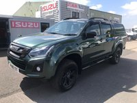 2018 ISUZU D-MAX Huntsman Plus 4x4 Double Cab Pick Up £29495.00