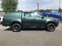 USED 2018 18 ISUZU D-MAX Huntsman Plus 4x4 Double Cab Pick Up