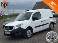 2014 MERCEDES-BENZ CITAN 1.5 109 CDI LONG LWB £4490.00