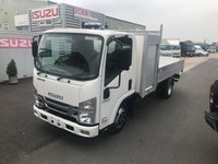USED 2018 18 ISUZU TRUCKS GRAFTER N35.125T Euro 6+ LWB All Alloy Tool Pod & Tipper
