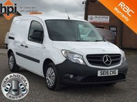 2015 MERCEDES-BENZ CITAN 1.5 109 CDI LONG LWB £4490.00