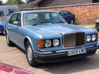 1989 BENTLEY TURBO 6.8 TURBO 4DR AUTO £6500.00