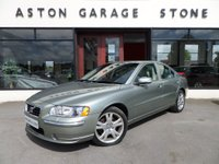 2007 VOLVO S60 2.4 SE D5 4d AUTO 183 BHP ** LEATHER * S/HISTORY ** £4950.00