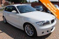 2009 BMW 1 SERIES 2.0 118I M SPORT 3d 141 BHP £5495.00