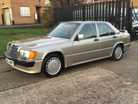 USED 1991 H MERCEDES-BENZ 190 E 2.5 - 16v COSWORTH AUTO. RHD. Interesting Provenance. FMSH Last Owner 24 Years. Interesting Provenance. PX