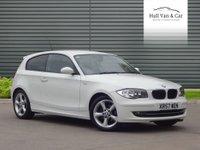 2009 BMW 1 SERIES 2.0 116I SPORT 3d 121 BHP £5995.00