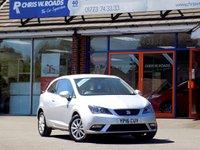 USED 2016 16 SEAT IBIZA 1.0 ECO TSI SE 3dr ** Low Miles and ZERO Road Tax **