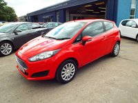 USED 2013 13 FORD FIESTA 1.2 STYLE 3d 81 BHP SERVICE HISTORY