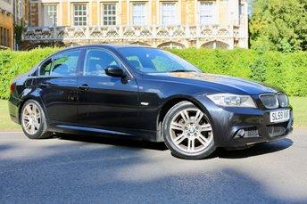 2009 BMW 3 SERIES 2.0 320D M SPORT 4d 175 BHP £3490.00