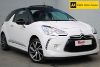 USED 2015 65 DS DS 3 1.6 BLUEHDI DSTYLE NAV S/S 3d 98 BHP CONVERTIBLE