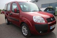 2007 FIAT DOBLO 1.9 JTD DYNAMIC 5d 120 BHP £3195.00