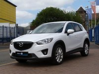 2013 MAZDA CX-5 2.2 D SPORT 5d [PEARL WHITE] £SOLD