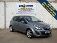 USED 2013 62 VAUXHALL CORSA 1.2 SXI AC 5d 83 BHP Full Service History A/C Cruise 0% Deposit Finance Available