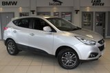 USED 2014 14 HYUNDAI IX35 1.7 S CRDI 5d 114 BHP FULL SERVICE HISTORY + 16 INCH ALLOYS + AIR CONDITIONING + AUX/USB PORT + LED DYTIME LIGHTS