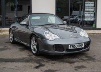 2003 PORSCHE 911 3.6 CARRERA 4 S 2d 320 BHP £SOLD
