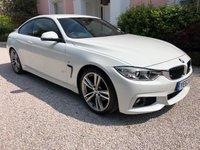 2013 BMW 4 SERIES 2.0 420D M SPORT 2d 181 BHP £17995.00