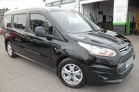 2015 FORD GRAND TOURNEO CONNECT 1.6 TITANIUM TDCI 5d 114 BHP £13000.00