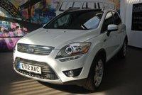 2012 FORD KUGA 2.0 TITANIUM X TDCI 5d 163 BHP £10494.00