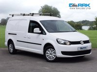 2013 VOLKSWAGEN CADDY MAXI 1.6 C20 TDI BLUEMOTION TECHNOLOGY 1d 101 BHP £SOLD