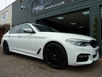 2017 BMW 5 SERIES 3.0 530D XDRIVE M SPORT 4d AUTO 261 BHP £SOLD