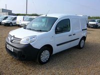 USED 2015 65 RENAULT KANGOO 1.5 ML19 BUSINESS DCI 1d 89 BHP 58000 MILES FULL SERVICE HISTORY. GREAT VALUE VAN.