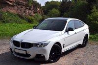 2014 BMW 3 SERIES GRAN TURISMO BMW 3 Series Gran Turismo 2.0 320d M Sport GT (s/s) 5dr £16995.00