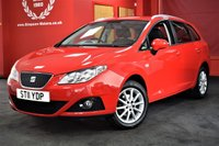 USED 2011 11 SEAT IBIZA 1.2 CR TDI ECOMOTIVE SE 5d 74 BHP