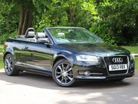 USED 2013 13 AUDI A3 1.2 TFSI SPORT FINAL EDITION 2d 105 BHP £231 PCM With £1199 Deposit