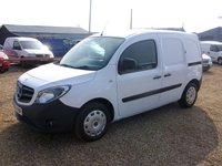 USED 2014 14 MERCEDES-BENZ CITAN 1.5 109 CDI 1d 90 BHP ONE OWNER FROM NEW FULL SERVICE HISTORY