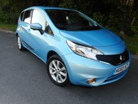 USED 2015 65 NISSAN NOTE 1.2 TEKNA DIG-S 5d 98 BHP