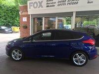 2015 FORD FOCUS 1.5 ZETEC TDCI 5d 118 BHP £9975.00