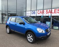 USED 2009 59 NISSAN QASHQAI 1.5 VISIA DCI 5d 105 BHP NO DEPOSIT AVAILABLE, DRIVE AWAY TODAY!!