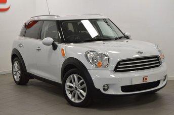 2012 MINI COUNTRYMAN 1.6 COOPER D 5d 112 BHP £7995.00